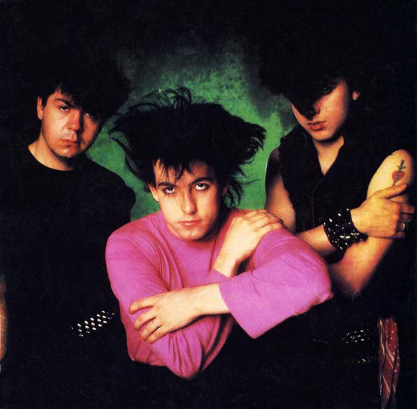 The Cure Early