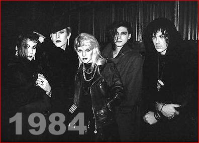 christiandeath1984promo